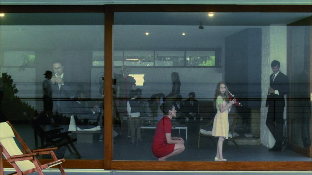 Eve Sussman (Inglaterra, 1961)/Rufus Corporation, Aquarium, 2006, video. Cortesía Shoot the Shooter/SANFIC7