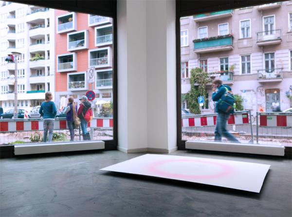 Macarena Ruiz-Tagle, Atmosphere Gallery, 2013. Cortesía de la artista