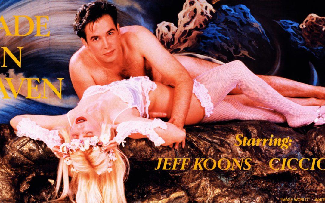 JEFF KOONS PAYASEA POR EL WHITNEY