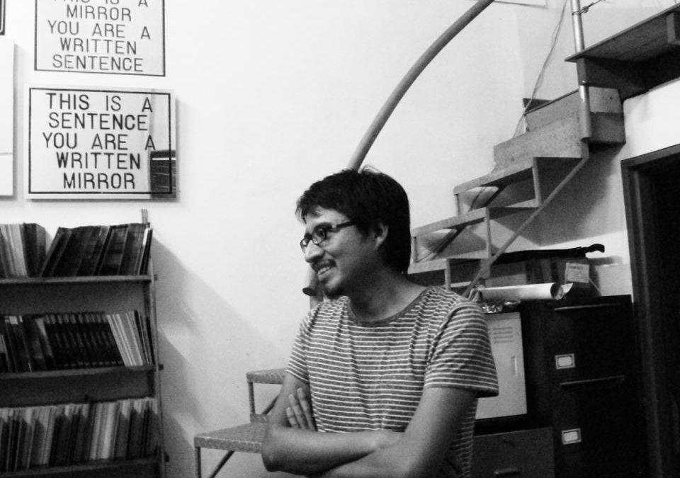 """MIGUEL LÓPEZ: """"HAY QUE DESMONTAR CONCEPTOS QUE EXCLUYEN CIERTAS PRÁCTICAS ESTÉTICAS DE LA HISTORIA DEL ARTE"""""""
