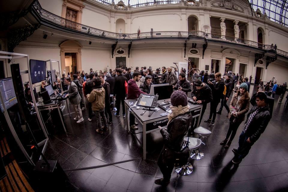 ATERRIZA POR PRIMERA VEZ EN CHILE SÓNAR + D, EL BRAZO CREATIVO Y TECNOLÓGICO DEL FESTIVAL SÓNARSOUND