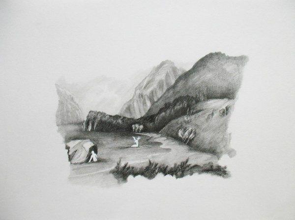 Hallazgo-IV-grafito-sobre-papel-26-x-34-cm-2011-600x448