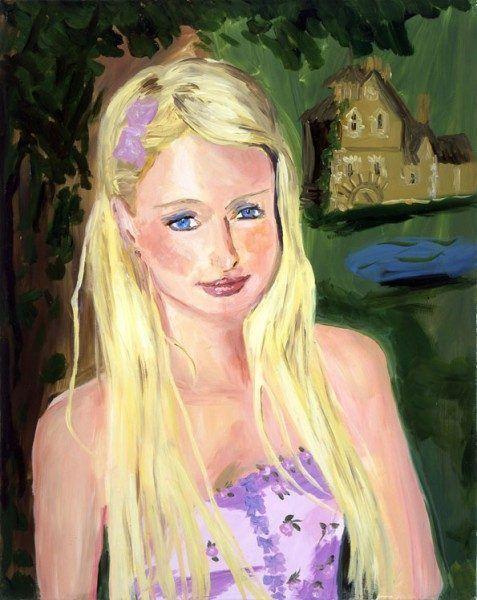 Karen-Kilimnik_Marie-Antoinette-477x600