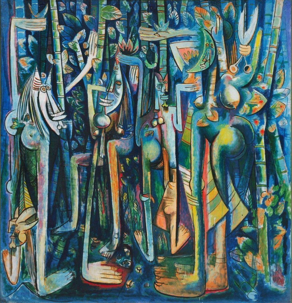 La-Junge-1943-The-Museum-of-Modern-Art-NY-Adagp-20151004