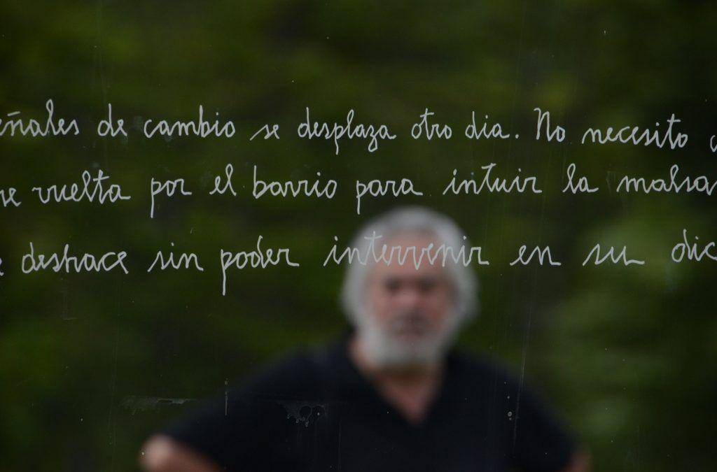 JUAN CASTILLO: «UNO DICE SOY ARTISTA, Y LO ES. EL TÍTULO ES AUTOMÁTICO»