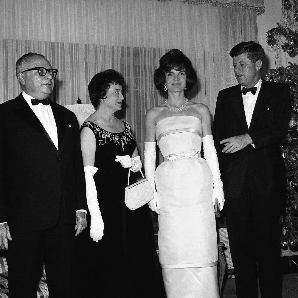 Romulo-Betancourt-Carmen-Valverde-Jacqueline-y-John-F-Kennedy-Caracas-1961-1112