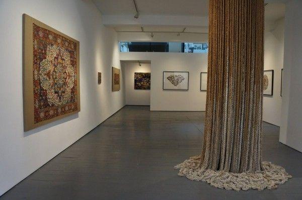 CECILIA BRUNSON SOBRE «33 DEGREES SOUTH: CONTEMPORARY ART FROM CHILE»