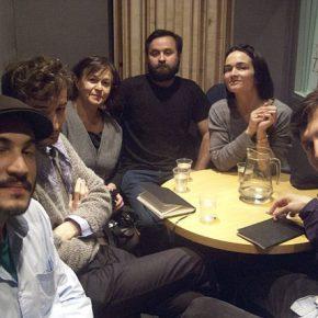 ARTISHOCK RADIO PRESENTA A ANA MARÍA SAAVEDRA, JOSÉ CASTRELLÓN Y RAPHAEL SALAZAR