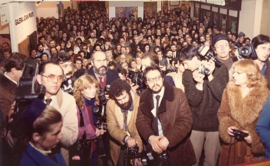 35 AÑOS DE ARCOmadrid. IMAGINANDO OTROS FUTUROS