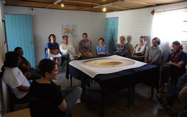 Jornada Hablando de arte contemporáneo en Comalapa/U de Arte (UT Austin). Cortesía: Kamin