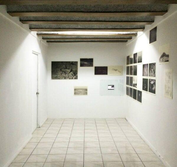 Nicola Noemí Coppola, Mountain Geometrics, 2014, fotografía digital, analóga y video. Parte de la muestra Babel en Terminal, San José de Costa Rica. Cortesía: Terminal