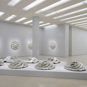 MONIR SHAHROUDY FARMANFARMAIAN: INFINITE POSSIBILITY. MIRROR WORKS AND DRAWINGS 1974-2014