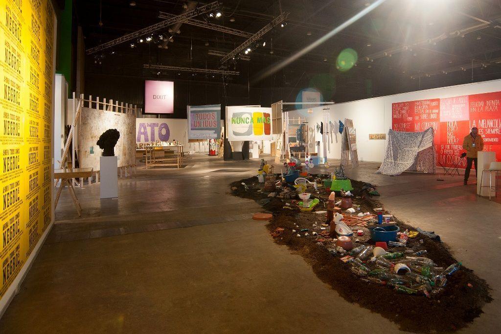 Sección Dixit, arteBA 2016. Foto cortesía de arteBA Fundación