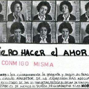 MÓNICA MAYER. UNA ARTISTA PLENAMENTE FEMINISTA