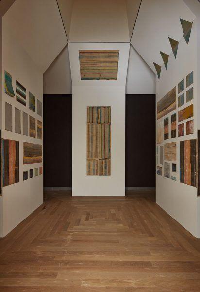 artwork of Adrian Villar Rojas at Moderna Museet , Stockholm/Sweden 2015