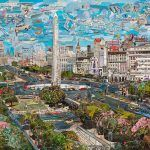 VIK MUNIZ: BUENOS AIRES. PRIMERA MUESTRA EN ARGENTINA