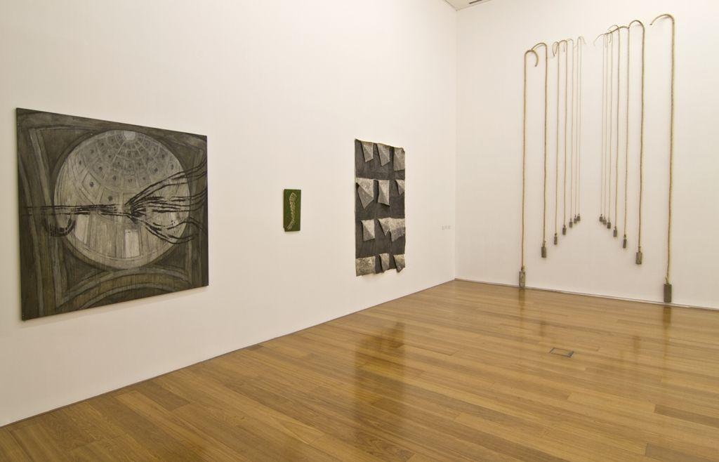 Jorge Macchi. Vista de la exposición en MALBA, 2016. Foto: Nicolás Beraza / MALBA