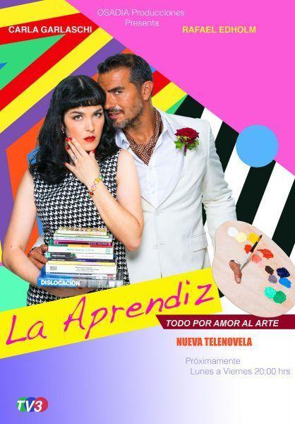 LaAprendiz-Poster2014-CarlaGarlaschi
