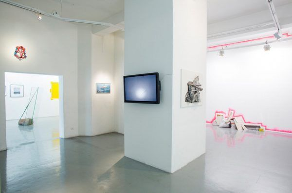 Vista-general-con-obras-de-Gonzalo-Lebrija-Francisca-SánchezFernando-Palomar-Johanna-Unzueta-y-Jose-Dávila