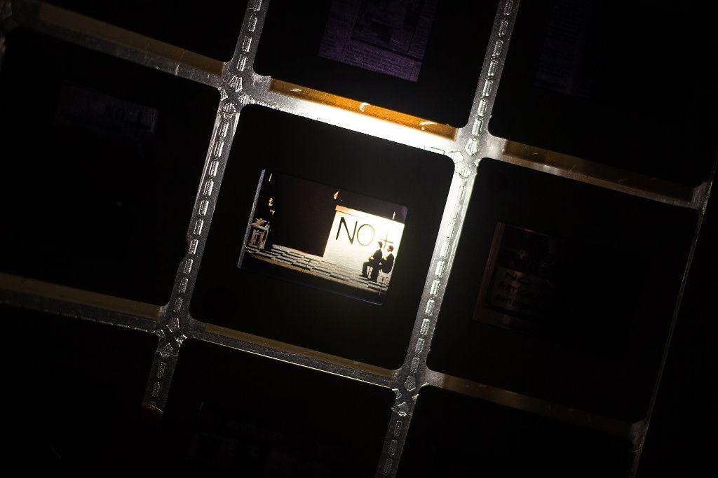 Archivos del CADA son donados al Museo de la Memoria y los Derechos Humanos. Foto: Ailen Díaz Escobar. Cortesía: MMDDHH