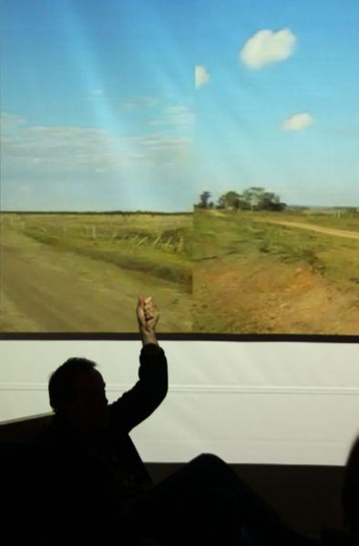 8» Bienal do Mercosul - Cadernos de Viagem, com os artistas Marcos Sari e Nick Rands - Casa M - 09/06/2011. Foto: Camila Cunha/indicefoto.com