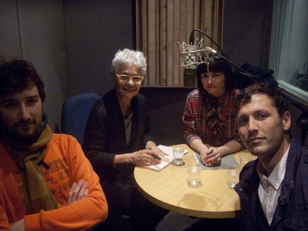 ARTISHOCK RADIO PRESENTA A LILIANA PORTER