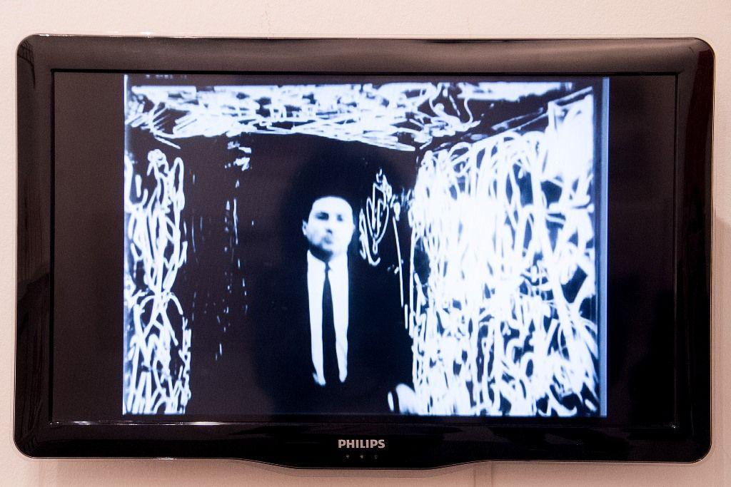Marta Minujín, La Menesunda, 1965, DVD (original: 16 mm), 4:3 con sonido, 8'09. Cortesía: Henrique Faría. Foto: arteBA