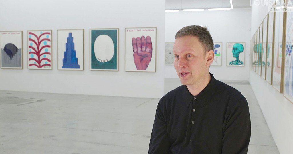 [VIDEO] LA IRREVERENCIA DE DAVID SHRIGLEY (Y SUS CONSEJOS PARA LOS JÓVENES)