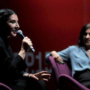 VIDEO: MARINA ABRAMOVIĆ Y ANDREA GIUNTA EN CONVERSACIÓN EN LA BP.15