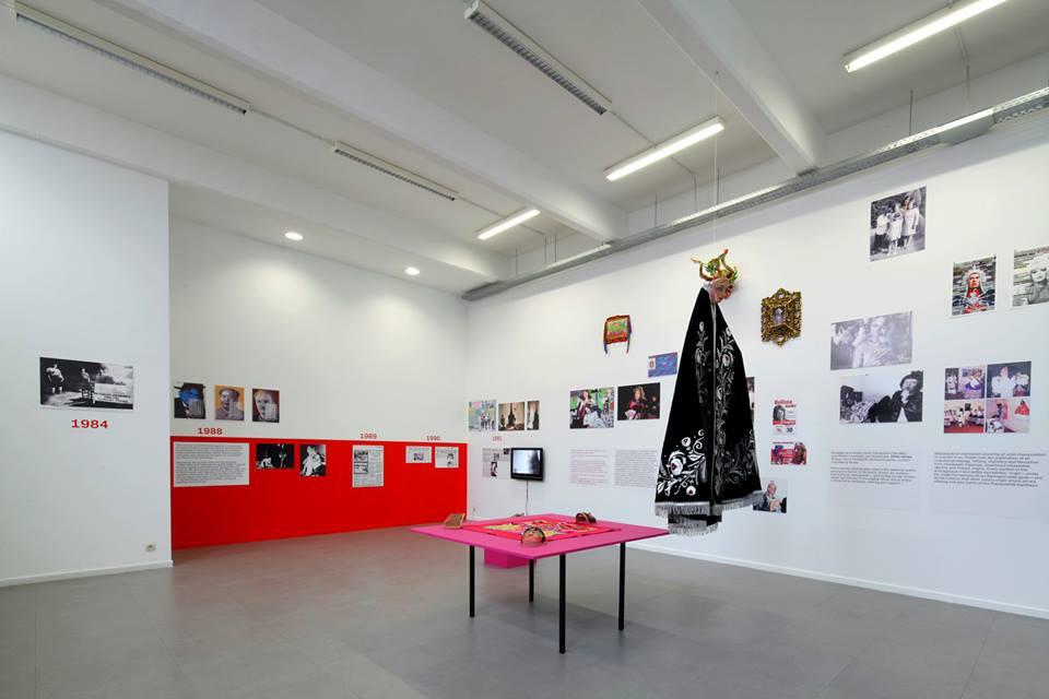 MUSEO TRAVESTI DEL PERÚ SE EXHIBE POR PRIMERA VEZ COMPLETO EN EUROPA