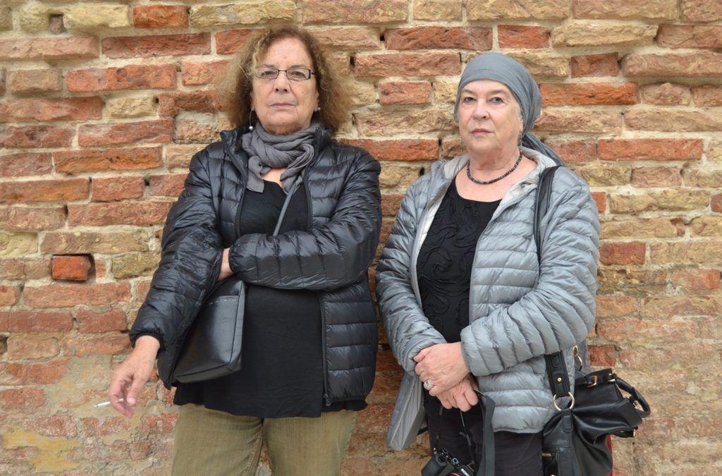 CHILE EN LA BIENAL DE VENECIA   PAZ ERRÁZURIZ Y LOTTY ROSENFELD: POÉTICAS DE LA DISIDENCIA