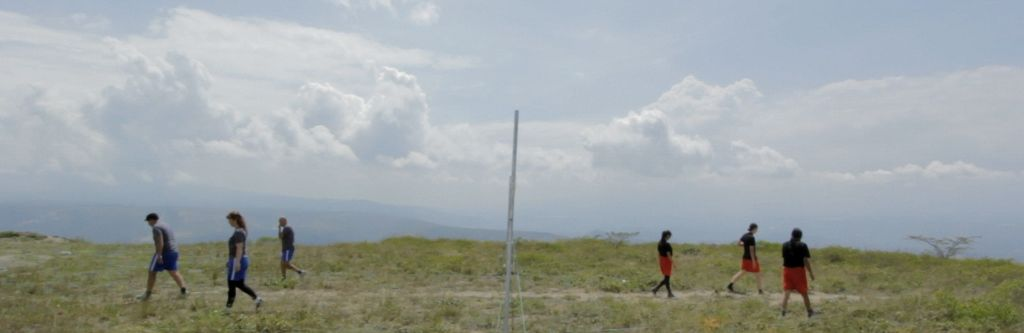 José Luis Macas Paredes (Quito, 1983), Katekilla 0° 0´ 0´´, 2014, video, 13 min