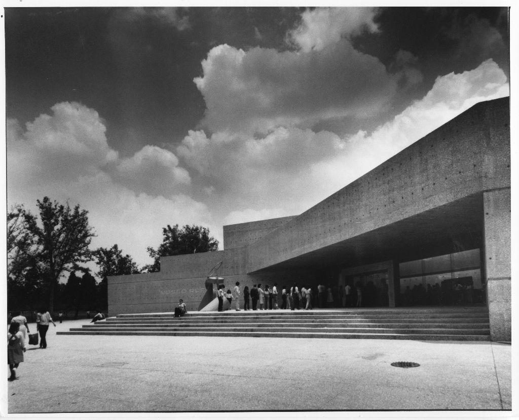 Museo Tamayo, México. Fotografía cortesía Museo Tamayo