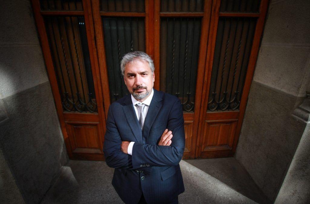 ERNESTO OTTONE SOBRE INSTITUCIONALIDAD EN ARTES VISUALES Y LOS PLANES PARA CERRILLOS