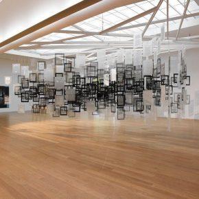 PRIMERA INDIVIDUAL DE VOLUSPA JARPA EN UN MUSEO DE LATINOAMÉRICA