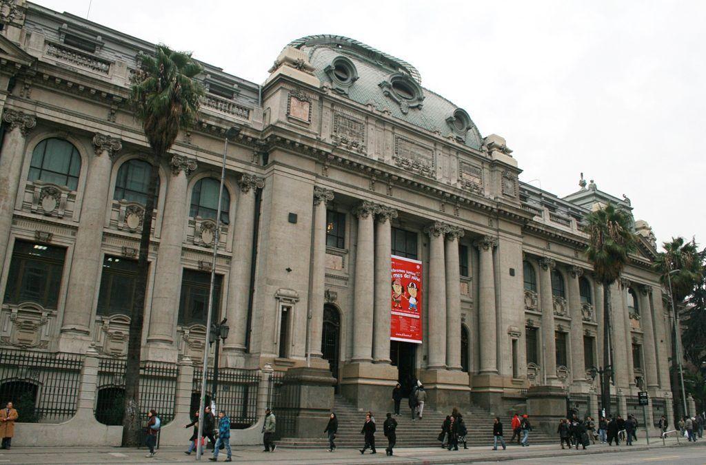 PRIMER COLOQUIO INTERNACIONAL EN CHILE SOBRE MUSEO, PATRIMONIO Y POLÍTICAS CULTURALES