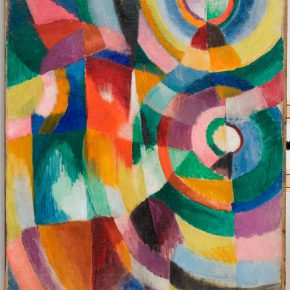 SONIA DELAUNAY: THE COLOURS OF ABSTRACTION. UNA RETROSPECTIVA