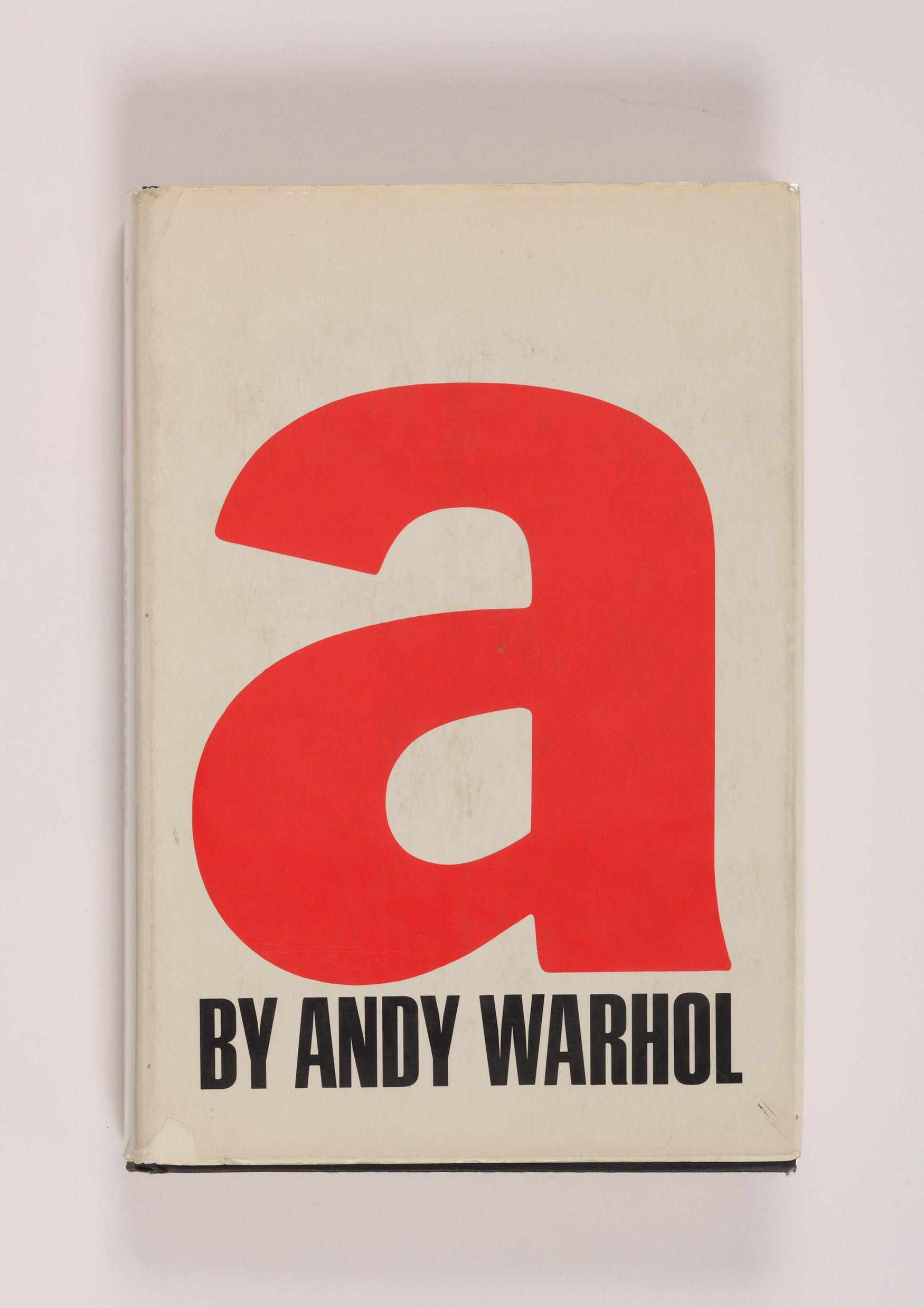 Andy Warhol, A: A Novel, 1968 ©The Andy Warhol Foundation for the Visual Arts, Inc., Cortesía: The Andy Warhol Museum, Pittsburgh