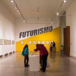 Futurismo: primera vanguardia. MAC Parque Forestal.