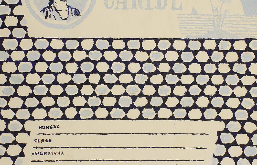 CHRISTIAN VINCK: ÁLBUM # 4 / PINTURA CARIVE
