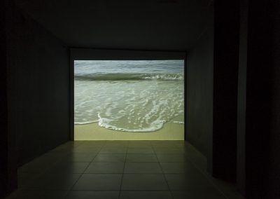 Glenda León, Mar adentro. Cortesía de la bienal