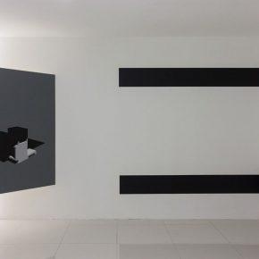 Alberto Lezaca. Vibraciones Improbables. Vista de la muestra. (bis)/oficina de proyectos, Cali, Colombia, 2016. Foto cortesía del artista.