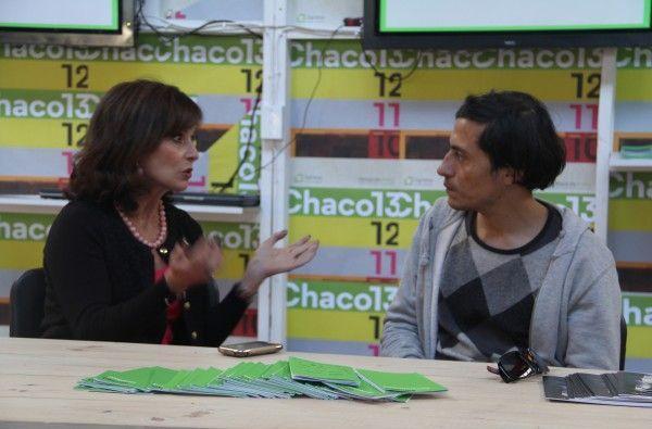 """AIMÉE LABARRERE: """"EN CHILE ES IMPORTANTE EL MERCADO, PERO TAMBIÉN COLECCIONAR"""""""