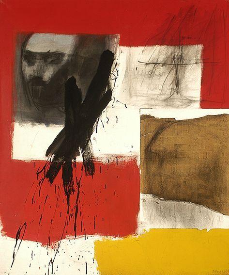 José Balmes, Proyecto para un retrato, 1967. Colección MNBA. Cortesía: MNBA
