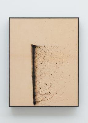 Martin Soto Climent. Piel encendida #1, 2016. Galería Untilthen, París, Francia. Foto cortesía del artista.