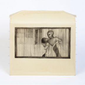 Sandra Vásquez de la Horra, Dansante de Tango, 2014. Colección particular. © de la obra, Sandra Vásquez de la Horra, VEGAP, Palma de Mallorca, 2016 © de la fotografía, Dr. Cordia Schlegelmilch, cortesía Kewenig Palma