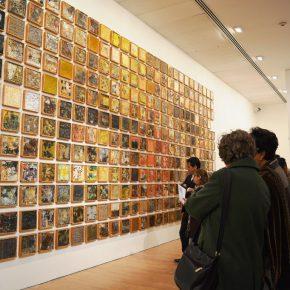 Luis Roldán. Periplo. Una retrospectiva. Vista de la muestra. Museo del Banco de la República. Bogotá, Colombia, 2016. Foto gentileza del artista.