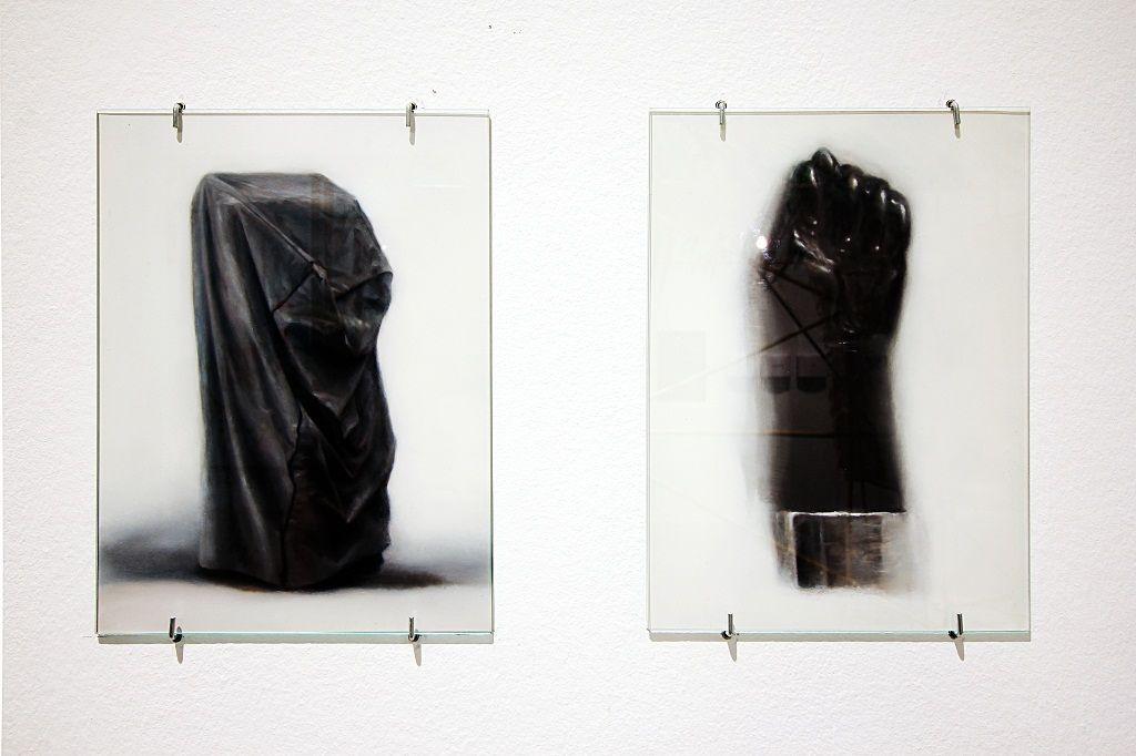 Alain Urrutia. No place like home. Como parte de la exhibición: Viaja y no lo escribas. La Casa Encendida, Madrid, 2016. Foto: Dondyk+Riga.