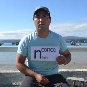 N, DE . Grabación en Coliumo, Chile. Foto Rainer Krause