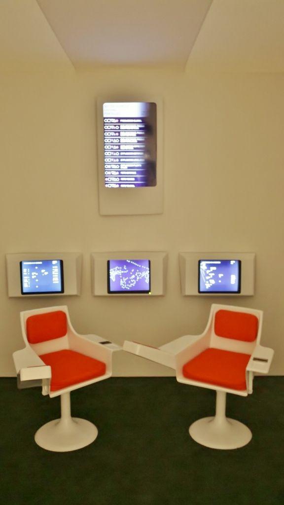 The Counterculture Room, 2016. Pabellón de Chile en la Bienal de Diseño de Londres. Foto cortesía del Consejo Nacional de la Cultura y las Artes, Chile